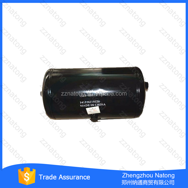 Hot selling Luxury bus price air reservoir tank gas reservoir 3513-00012