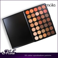 Professional eyeshadow makeup 35 color cheap eyeshadow palette wholesale