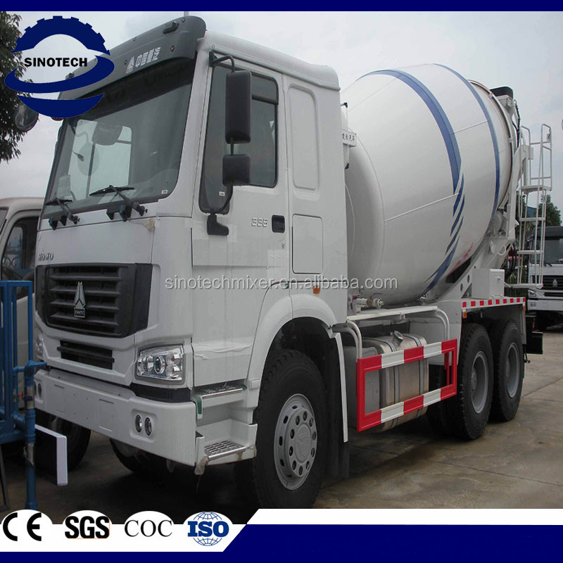 New manufacturer 8 m3 concrete mixer truck with competitive price