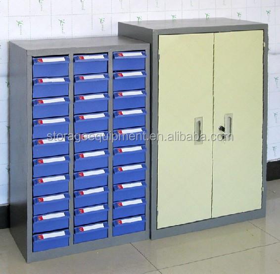 garage small parts component storage cabinet