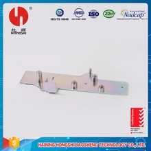 Laser blanking precision sheet metal mounting bracket components