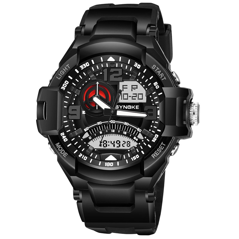 Made in prc outdoor digital sport watch for <strong>man</strong>