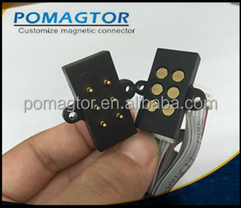 High Class Custom Magnetic Pogo Pin Connector Buy