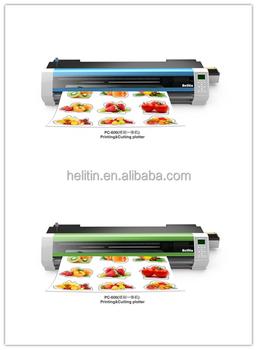 Helitin Mini Flex Printing Cutting Machine With Eco