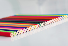 School Stationery Multi Color Pencil Set 18 colors