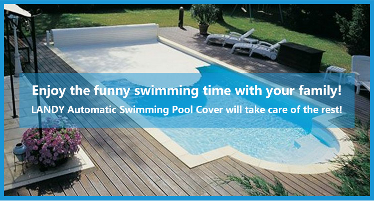 Automated PC slat for automatic pool cover