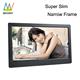 Ultrathin 10 Inch Hd 1080P Lcd Advertising Battery Operated Digital Photo Frame Rohs Ce Fcc