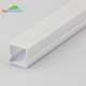 Waterproofed plastic outdoor led profile IP001 for led strips