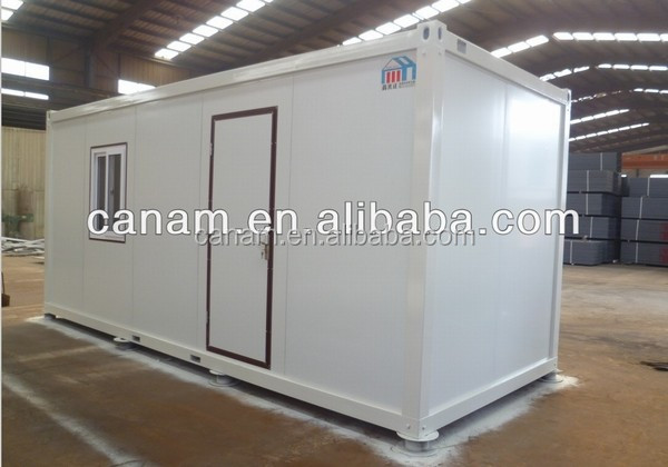 Low cost green mobile modular house for office in project