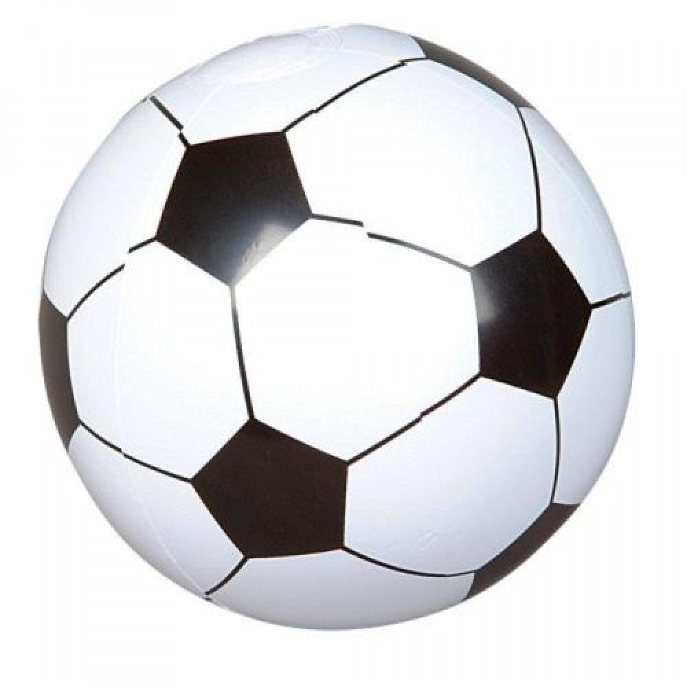 Inflatable 12 Soccer Ball Beach Balls Inflatable Fun Toy 1 Dozen