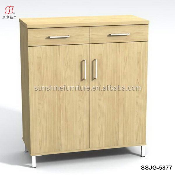 Barato moderna zapatero madera dise os madera vitrina for Zapateros madera baratos