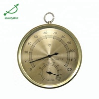 High accuracy hygrometer indoor temperature and humidity gauge