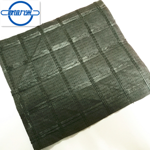 Fiberglass Geogrid Geocomposite for Asphalt Reinforcement