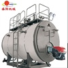 Thermal Efficiency Wood Coal Fired Fluidized Steam Boiler/wood boiler