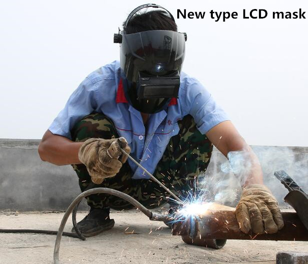 New type welding mask