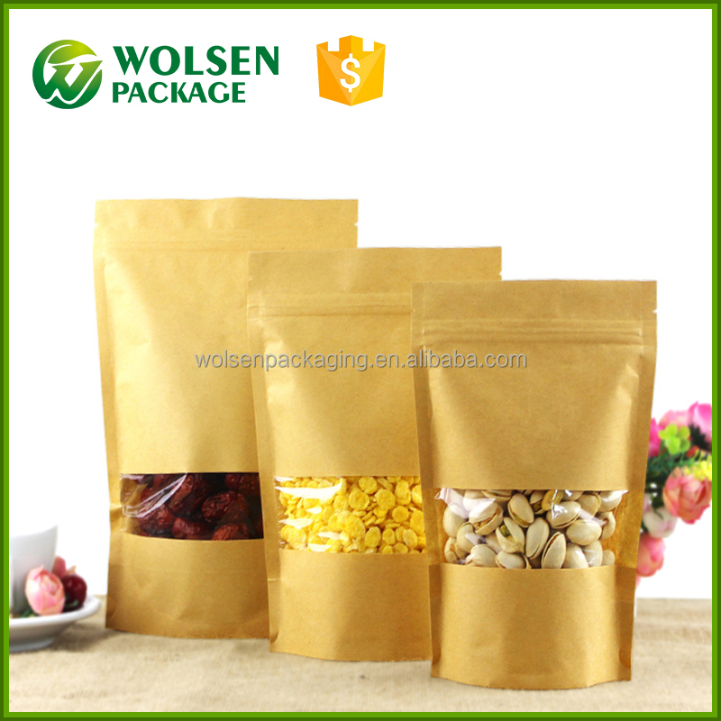 China factory direct sell new products washable kraft paper storage <strong>bag</strong>