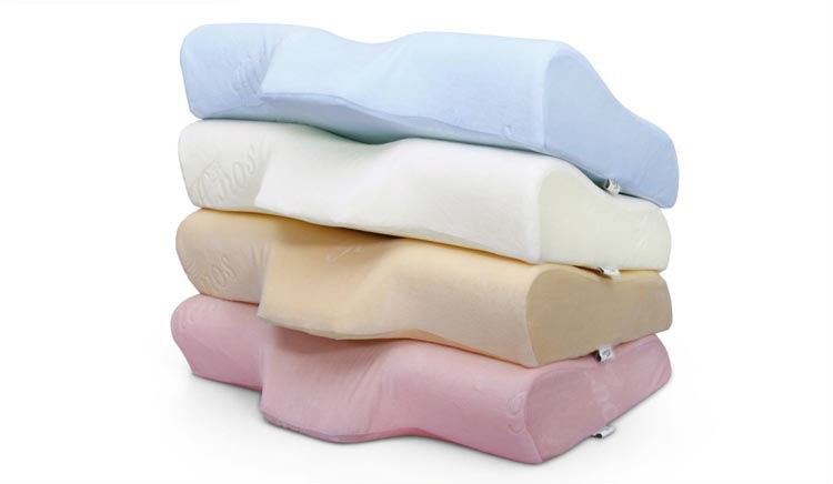 Comfortabele anti rimpel lange ronde contour kussen buy