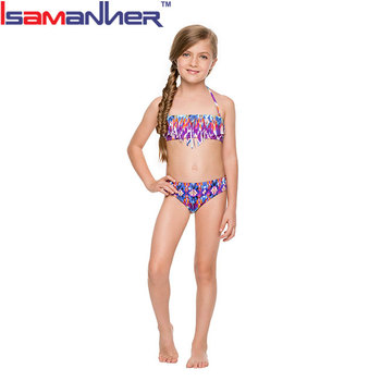 96e9752afe China Wholesale Best Quality Two Piece Girls Swimwear For Kids - Buy ...