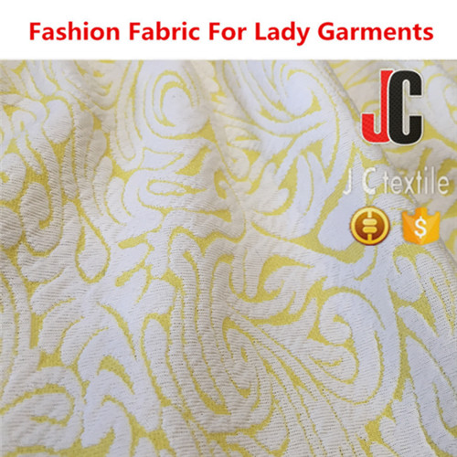thick polyester knit fabric recycled 100% polyester spandex plain dyed jacquard stretch knit fabric