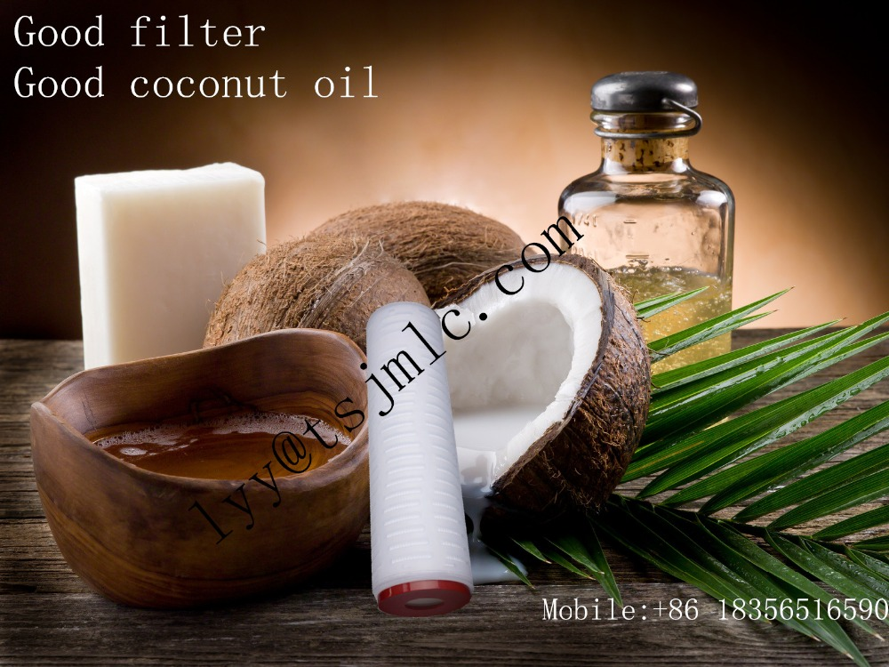 Professional membrane filter virgin coconut oil for Sri Lanka market