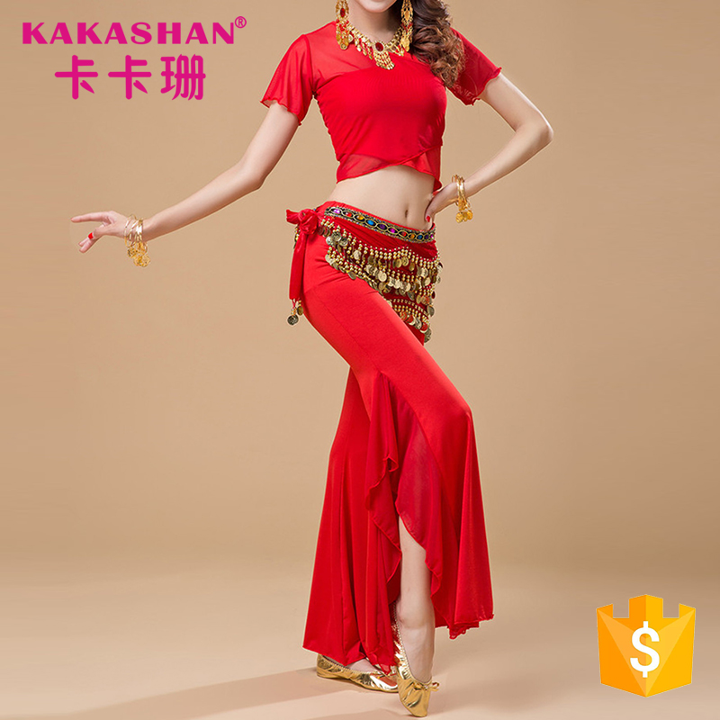Plus Size Professional Arab Sexy Women Belly Dance Costume For Sale