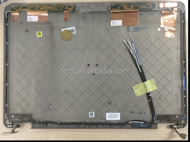 "Genuine Original New Laptop 14"" LCD Back Cover Lid & Hinges for Dell Latitude E7440 G3D2K"