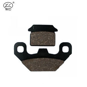 YL-F092 use motorcycle brake pad for LIFAN-LF 125 Off Road