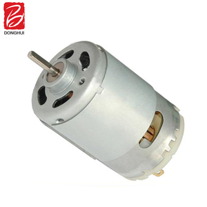 RS 540 micro brush 6v 7.2 v 15w electric dc motor RS540