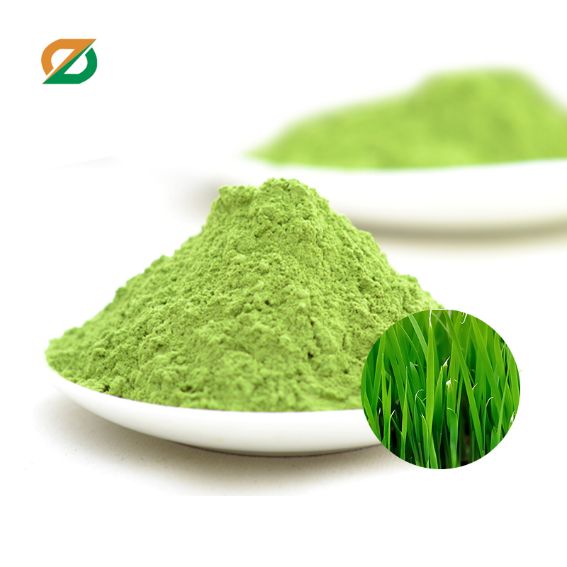 Strong alkali food organic barley grass juice powder extract