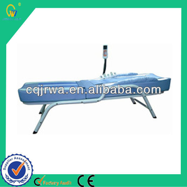 Business CE Approved Folding Massage Bed with Message Stones