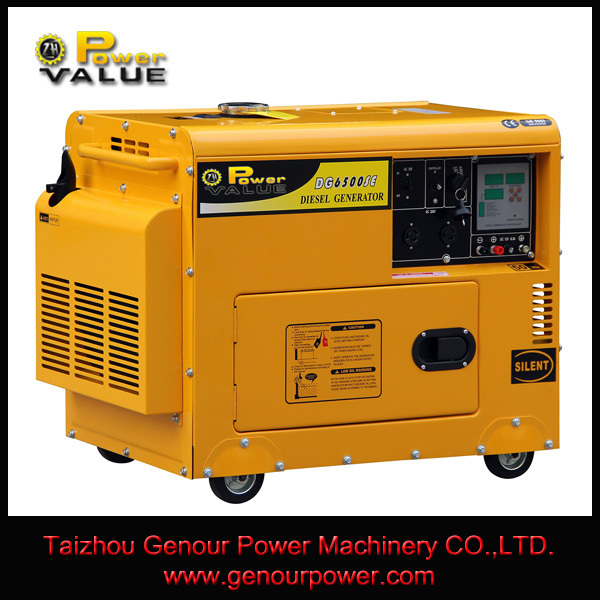 High Efficiency Home Use Electric Generator Hand Crank 12v Diesel Generator