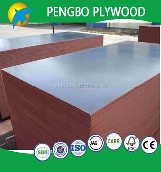 Marine Plywood Marine Plywood For Concrete Formwork 18mm