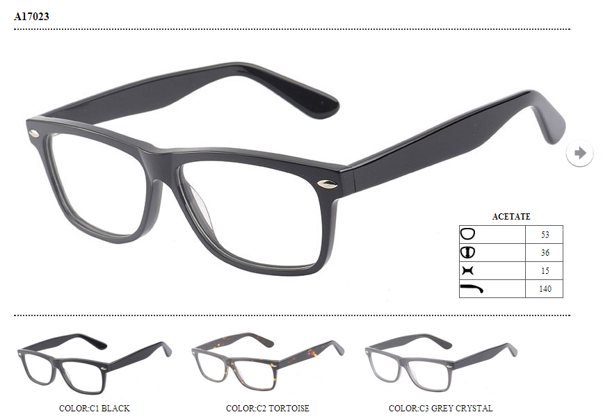 Classic Optical Frames Kirka Eyewear Brand Name Made In China - Buy ...