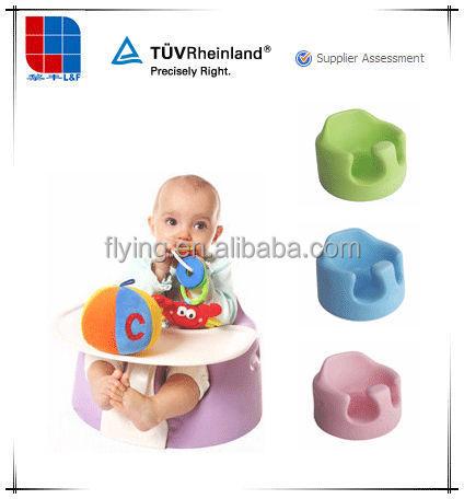 Asiento pl stico beb comedor silla alta suave con for Silla bebe 6 meses