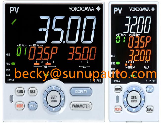 Yokogawa UT35A-000-10-00 UT35A UT32A Digitale Aangeeft Controllers UT35A UT32A Geavanceerde Temperatuur Controller Op Voorraad