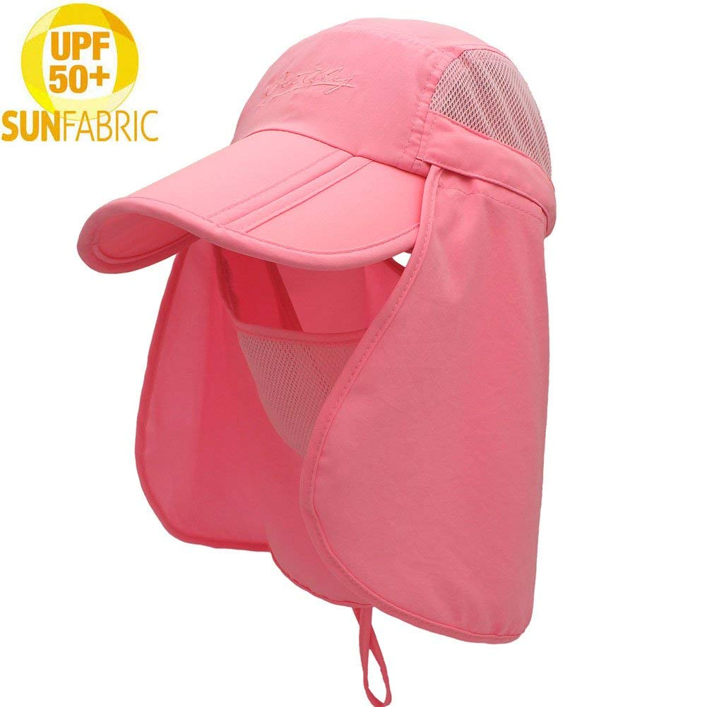 92878c4458d30 Get Quotations · Isidore Jackson Sun Cap Fishing Hat For Men Women