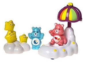 Care Bears Care-a-lot Umbrella Lounge: Bedtime & Love-A-Lot