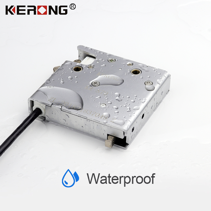KERONG 24V Electrical Motor Driven Sensor Locker Lock