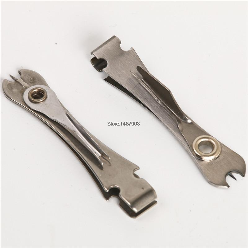 Buy Free shipping 2pcs Stainless steel Fishing Tying Tool with nail ...