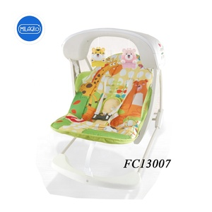 Amazon top seller 2019 silla hamacas hanging baby swing rocker 3 in 1 automatic electric baby cradle cribs swing chair