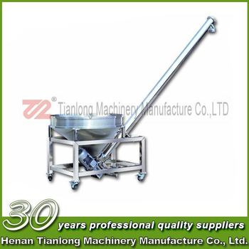 Low Maintenance Shaftless Screw Auger Conveyor Supplier In China ...