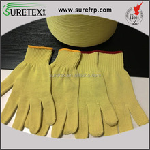 China Billig Preis Heat Resistant Protective Nahtlose Aramid <span class=keywords><strong>Handschuhe</strong></span>