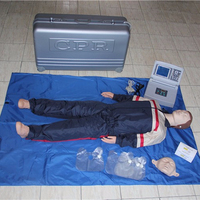 Half-body CPR Training Manikin,Simple Type CPR Training Model