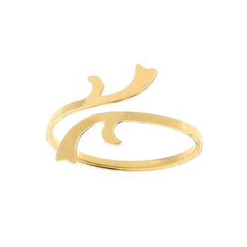 Wholesale Daily Wear Gold Design Stylish Finger Rings For Girls