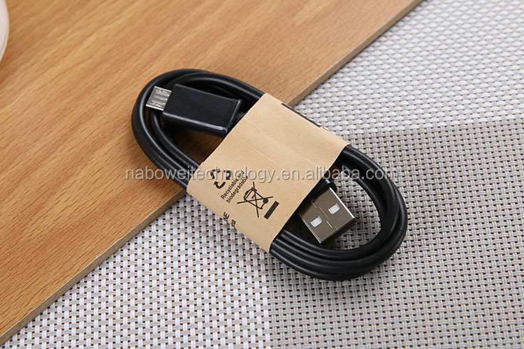Factory cheapest For Samsung galaxy S4 S5 S7 Micro USB Data Cable V8 data sync cable