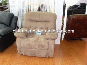 Home furniture microfiber handel recliner rocker chair
