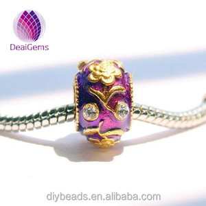 wholesale all types of alloy lucky charm beads for jewelry