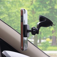 Universal 360 Rotation Super Suction Magnet Car Mount Phone Stand For Mobile Phone