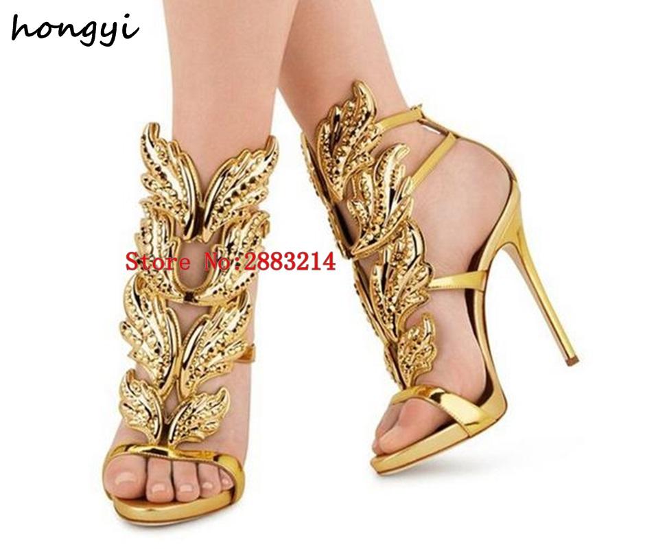 tacón alto sandalias de Comprar sexy clK3TF1J
