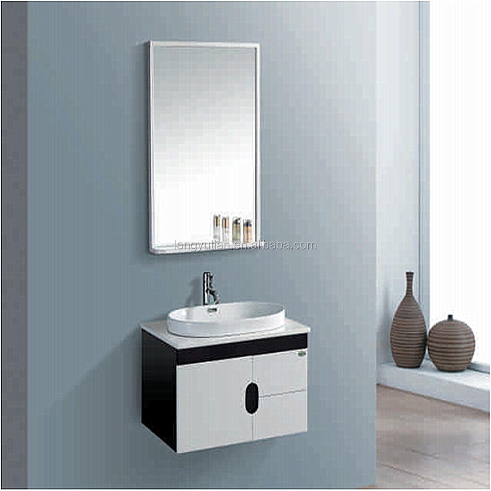 Drk1043 bois massif vanité salle de bain, salle d'eau évier ...
